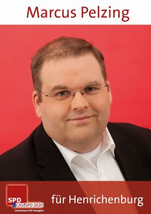 Marcus Pelzing bleibt Vorsitzender der Henrichenburger SPD