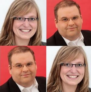 Jahreshauptversammlung: Doppelspitze gewählt!